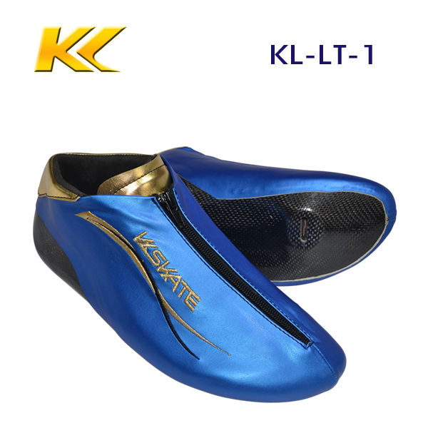 KL skate long track ice skate boot, clap skate ice boot for size 34 to 46