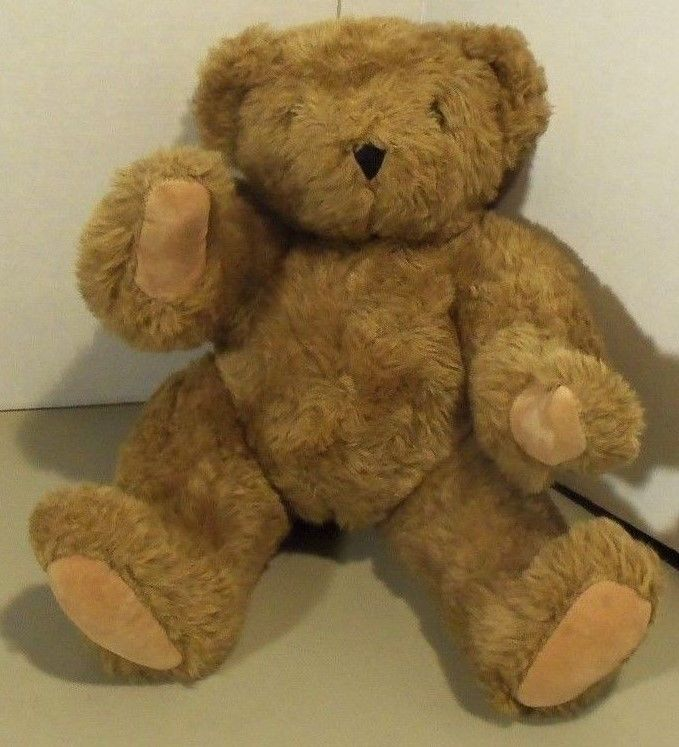Vermont Teddy Bear Brown 15