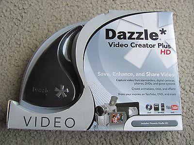 Brand New Dazzle Video Creator Plus HD 8230-10064-61