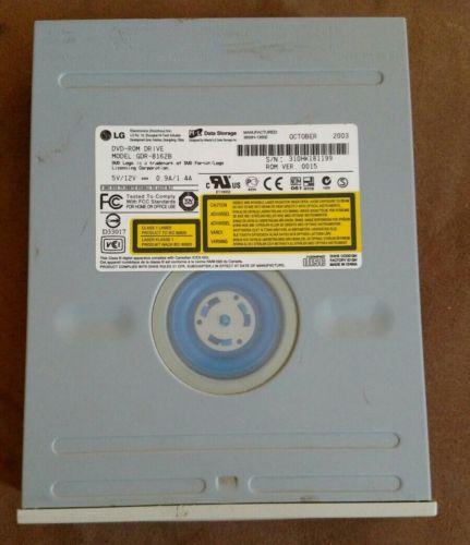 LG IDE DVD-Rom Model: GDR-8162B