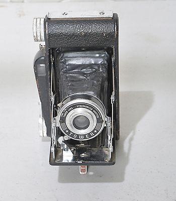 Vintage Tower Camera