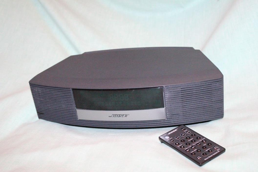 Bose Wave Radio II  AM/FM ALARM   Model AWR1B2