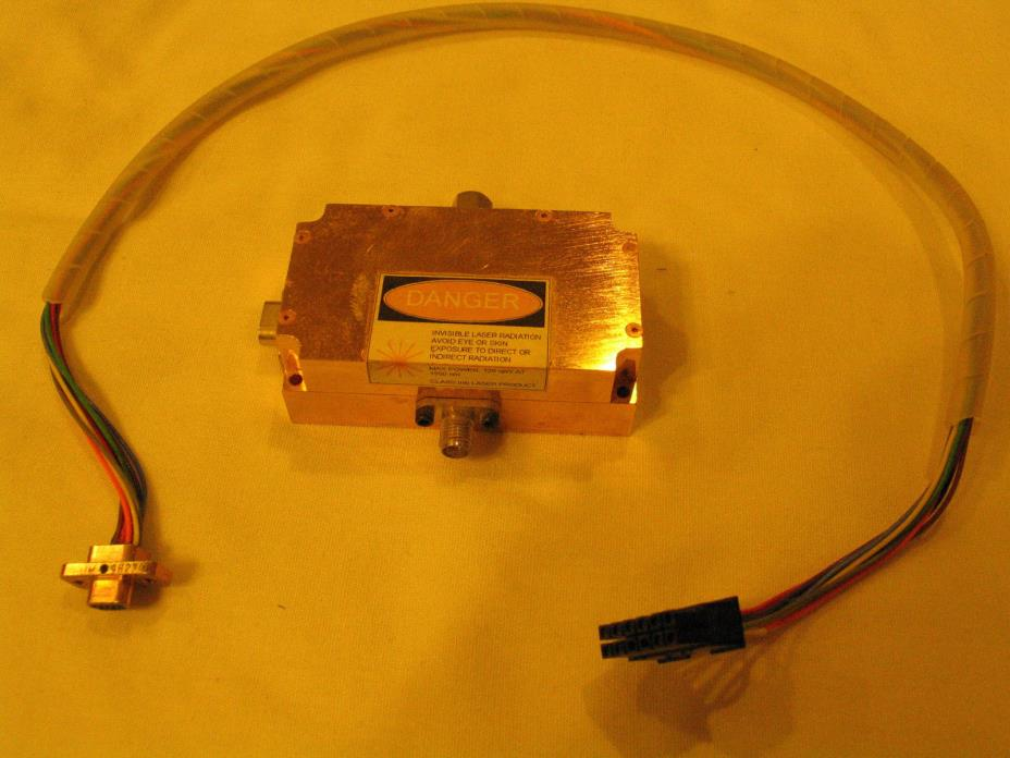 Diode Laser 1550nm 120 mw max power (used good working condition)