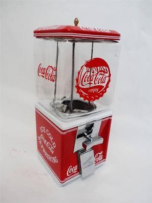 COCA COLA Northwestern vintage gumball machine candy dispenser M&m
