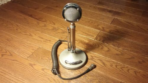 Astatic D104 Non Amplified Microphone with TUG Stand
