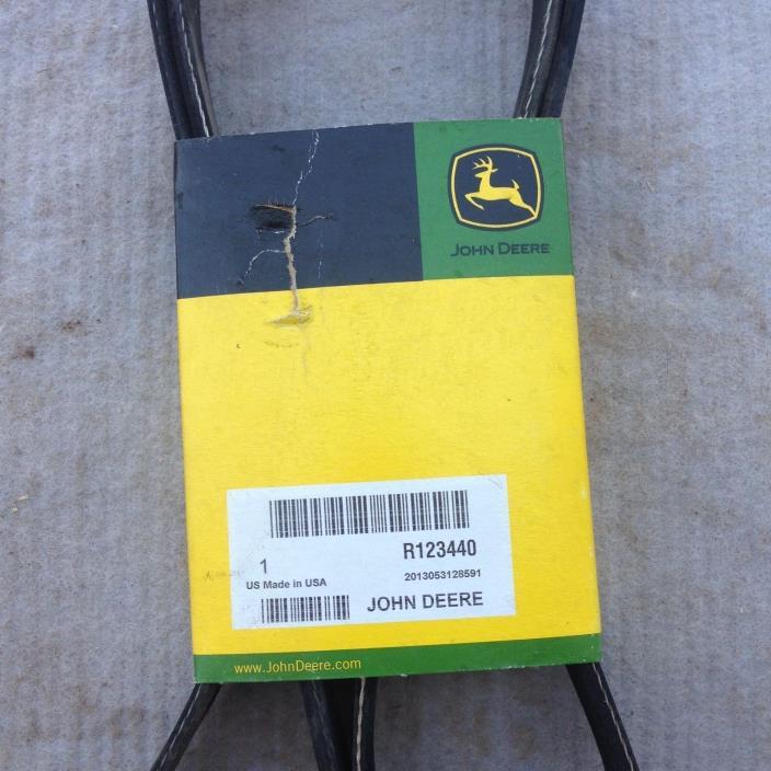 John Deere V-Belt R123440