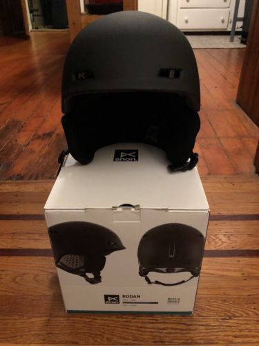 snowboard helmet medium Anon Roadan
