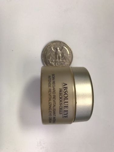 Lancôme Absolue Eye Precious Cell Intense Revitalizing Eye Cream 5ml Travel Size
