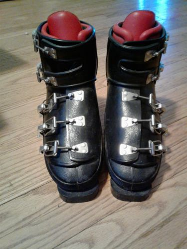 LANGE SWINGER Vintage Downhill Ski Boots Men's US 10 M