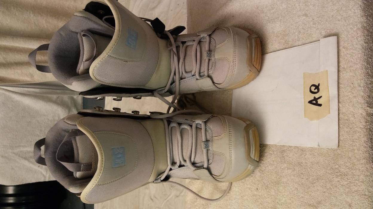 DC Snowboard Boots, US size 6L, Freestyle