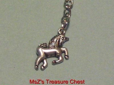 Silver Unicorn Key Chain  Unique & Simple,    **  New in Gift Box **