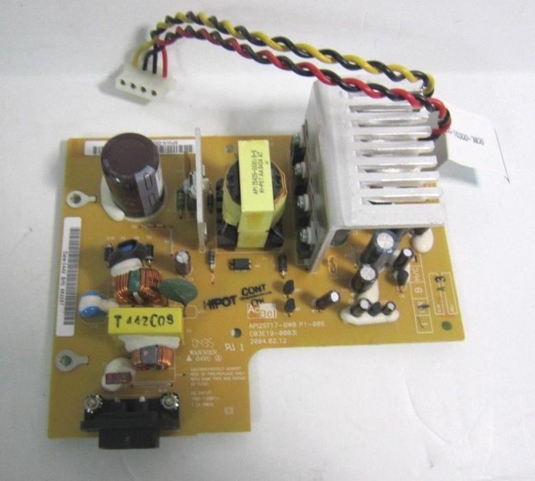 Tivo Power Supply 1033267-0001 Tivo Hughes DirecTV DVR or SPWR-00004-001