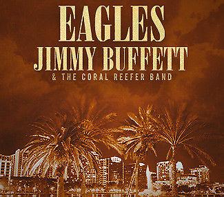 (1 PAIR) THE EAGLES W/ JIMMY BUFFETT ORLANDO FLORIDA 4/14/2018