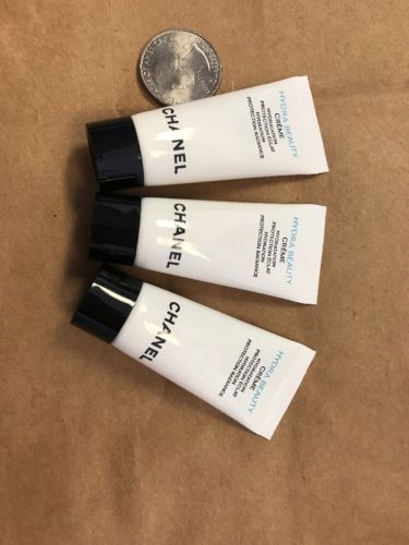 3x Chanel Hydra Beauty Hydration Protection Radiance 5ml Each New