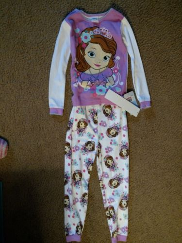 Disney Pajamas, Girls 5T, Sofia the First