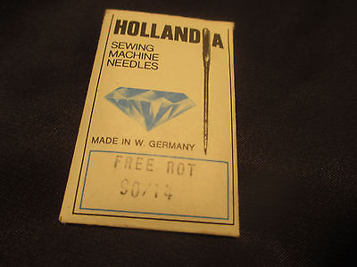 Vintage Holland Sewing Machine Needles New in Package made West Germany