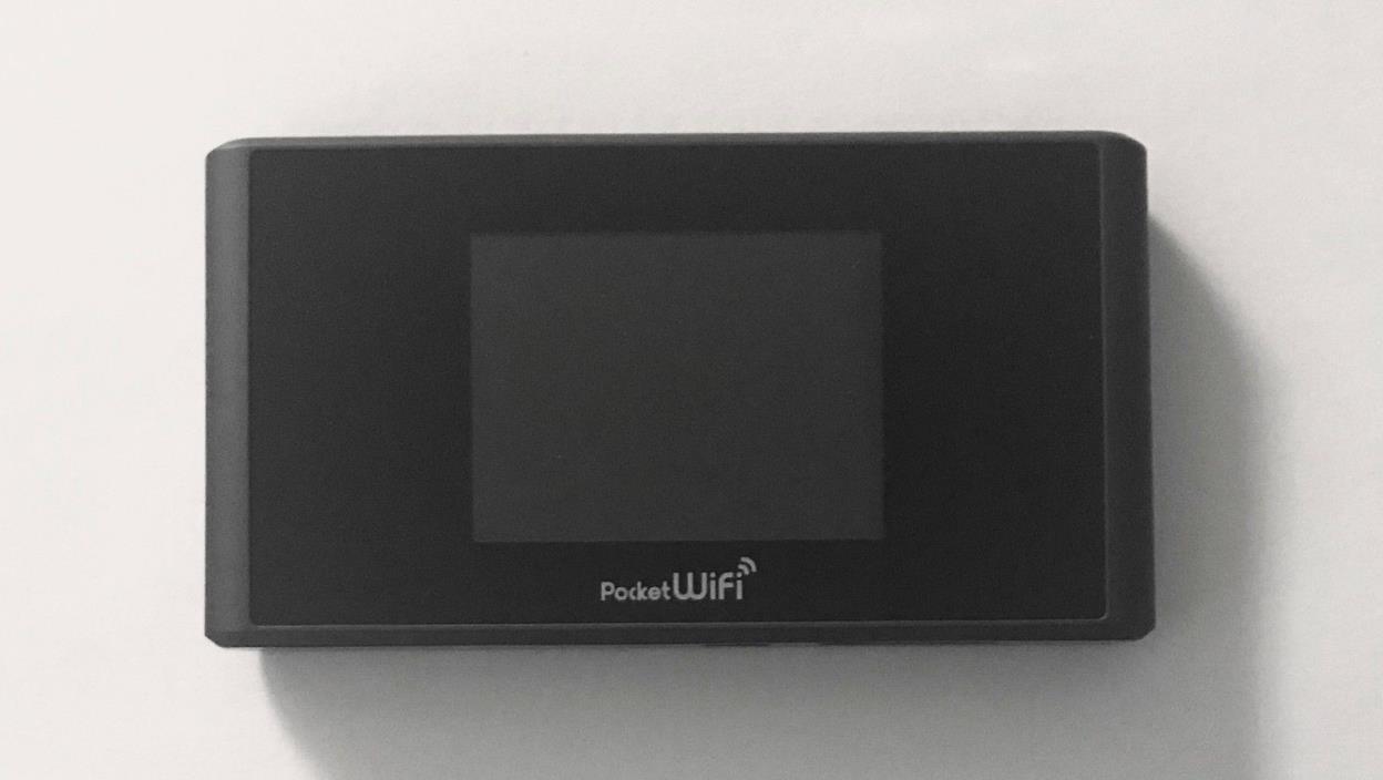 HZTE PocketWIFI Mobile Hotspot - WI-FI 4G LTE (MF975S) - Sprint