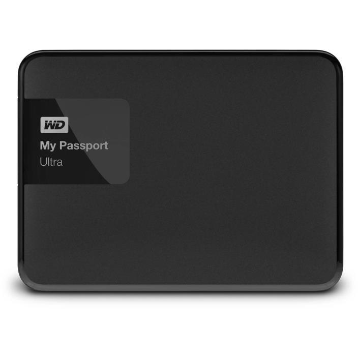 2TB WESTERN DIGITAL MY PASSPORT ULTRA FOR MAC USB 3.0