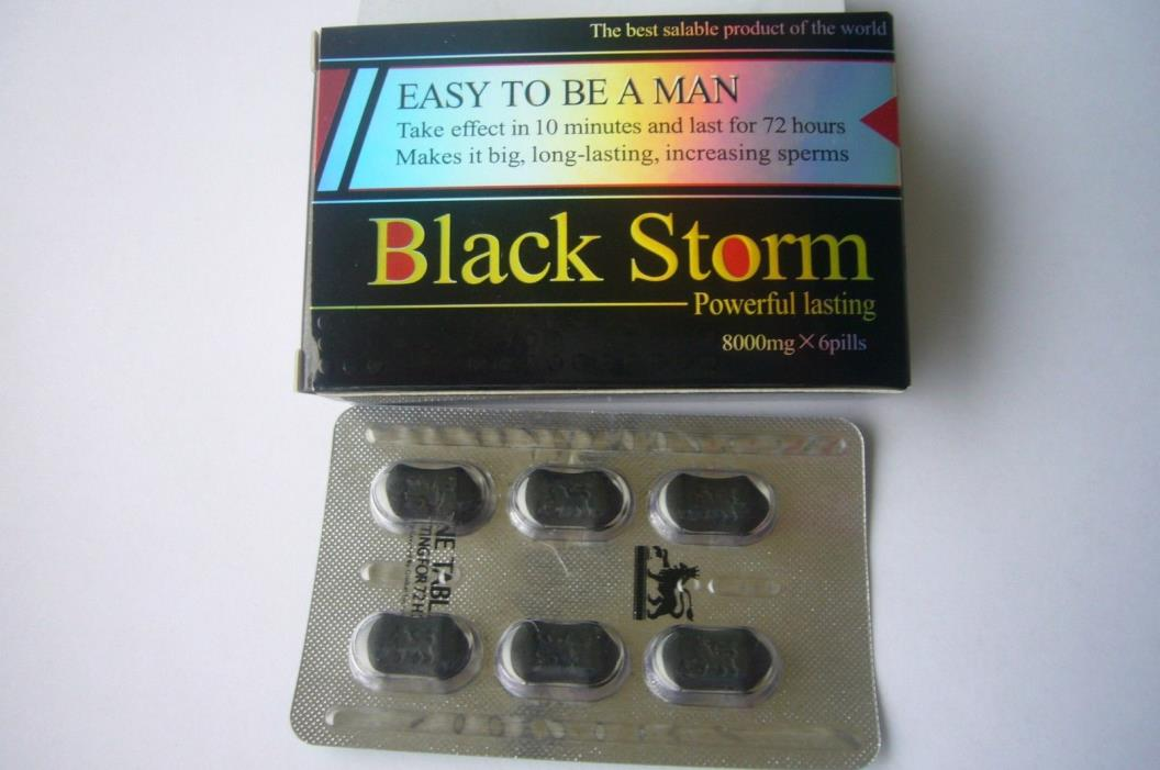easy to be a man   8000mg  (5 boxes 6 pills each = 30)