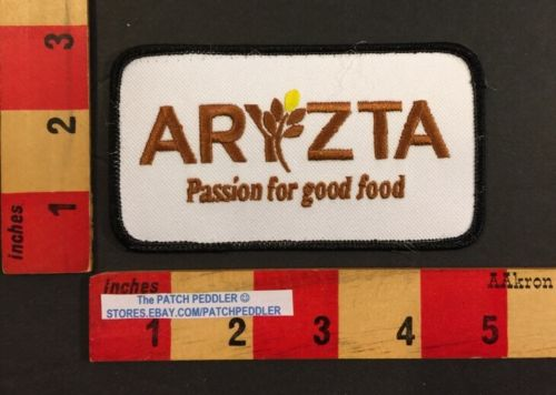 Aryzta Good Food Patch Agriculture Zurich Switzerland Multi-National Farmer 56BB