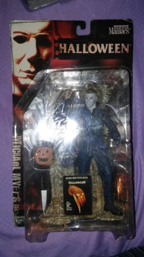 McFarlane Toys Michael Myers Halloween Movie Maniacs Action Figure