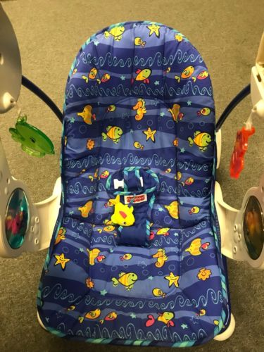 Fisher Price Aquarium Take Along Swing - For Sale Classifieds