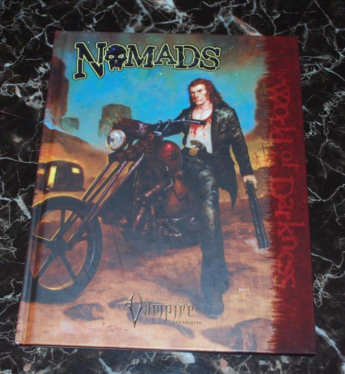 Vampire the Requiem Nomads HC White Wolf