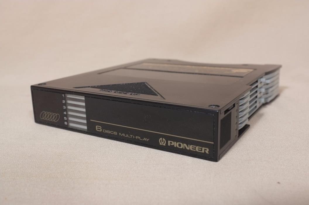 6-Disc CD Cartridge Magazine PRW-1141 Car Home Changer Optimus