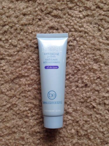 BeautiControl BC Facial Exfoliating Polish All Skin Types 1 oz. Travel Mini NEW
