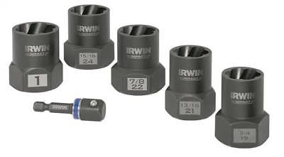 Bolt Grip Impact Lug Nut 6pc