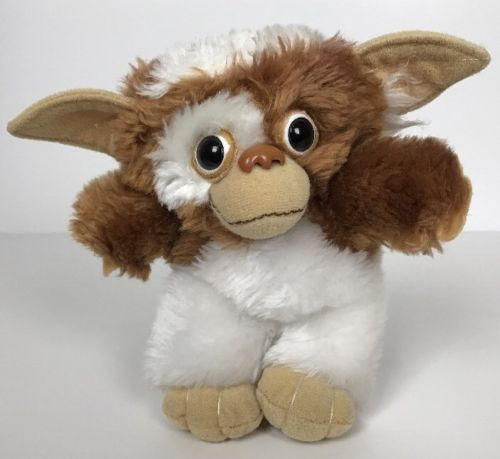 1984 Applause Mini Gremlins Brown And White Plush 6