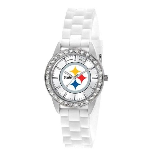 Ladies NFL Pittsburgh Steelers Frost Watch Style# XWL1118  $36.90