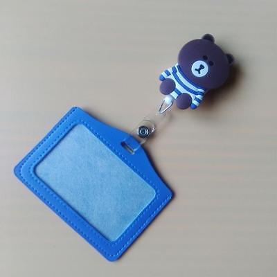 Bear Name Badge