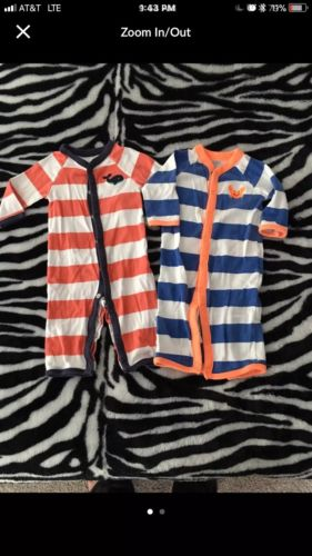 Carters 3 Month Jumpsuits