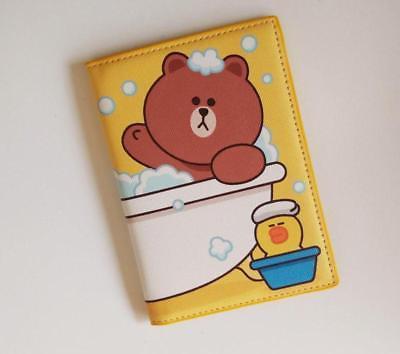 Bathtime Wallet Passport Cover