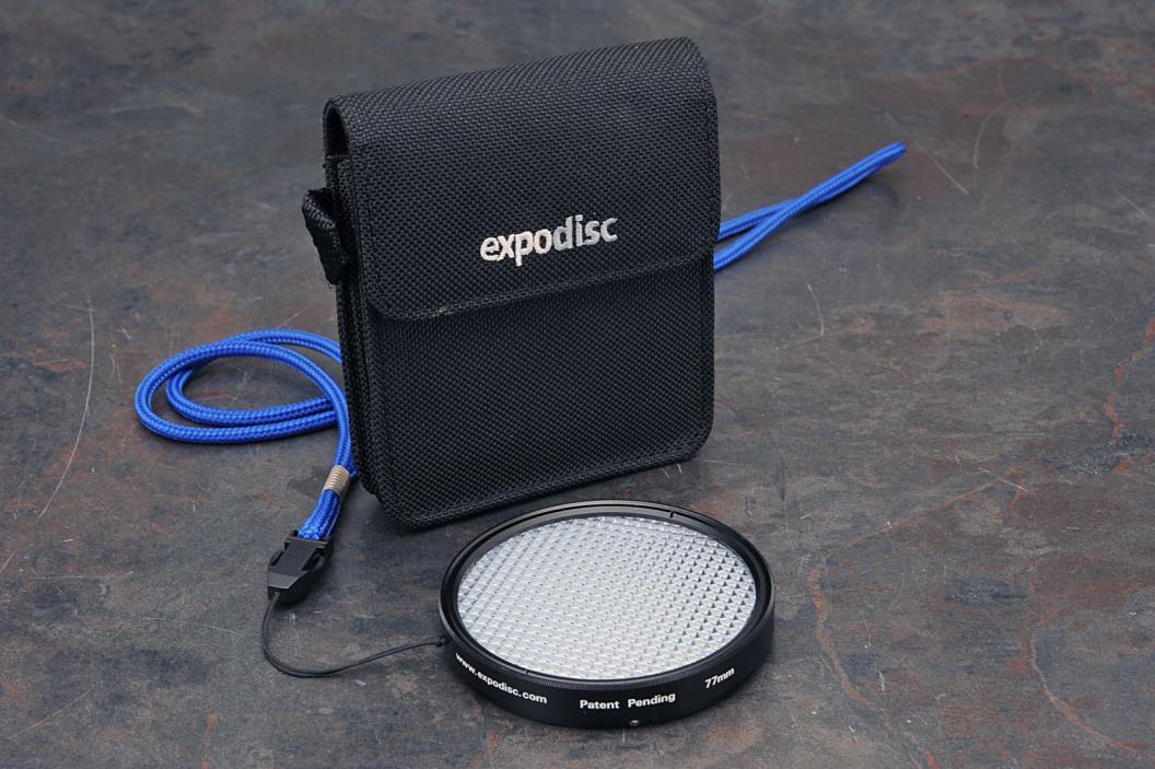 - expoimaging expodisc Digital White Balance Neutral - 77mm