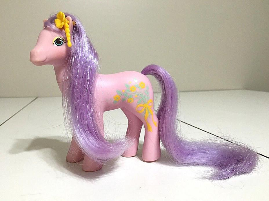 My Little Pony Sweetheart Sister Spring Song G1 1988 Collectible