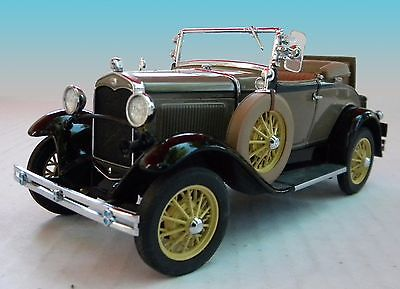 Danbury Mint 1931 Ford Model A Roadster G Scale #G053