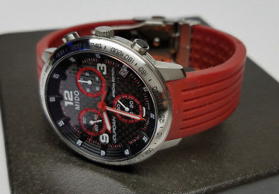MIDO JOURDAIN SPECIAL EDITION CHRONOGRAPH STAINLESS STEEL MENS WATCH 4735