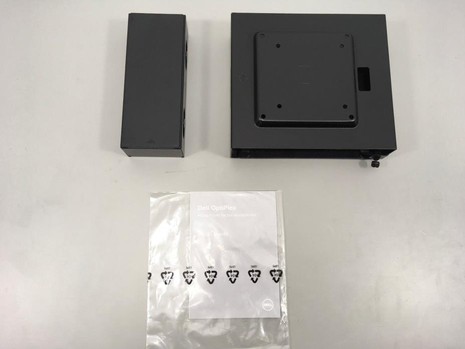 Dell OptiPlex 3020/9020 Micro Dual VESA Mount 04WK72 MNT-DUL-MFF 4WK72