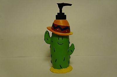 Cactus Man Novelty Soap Despenser 8