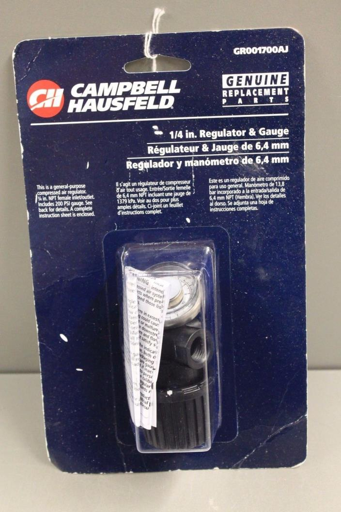 Campbell Hausfeld GR001700AJ 1/4