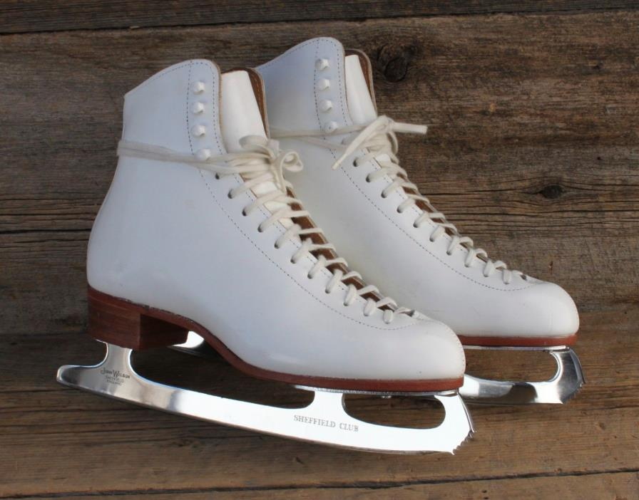 Riedell Figure Ice Skates Model 320 W Women's Size 9