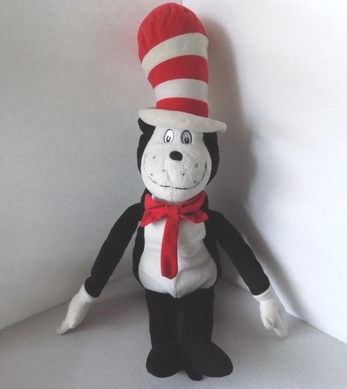 Dr Seuss CAT IN THE HAT Plush Kohls Cares 22