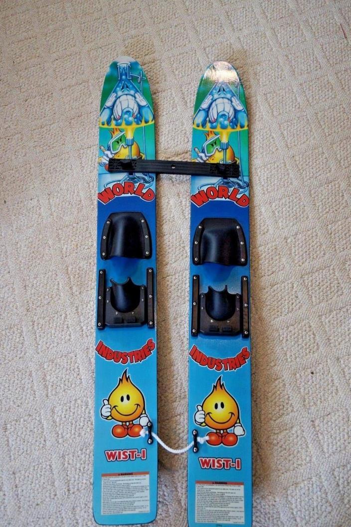 World Industries WIST-1 Mad Scientist Training Skis for Children