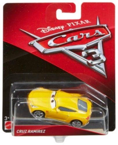 New Disney Pixar Cars 3 Cruz Ramirez. Mattel Diecast.