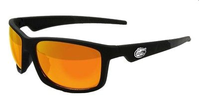 Maxx Sunglasses Retro 2.0 NCAA University of Florida Black HD Orange Lens