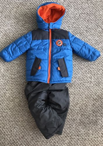 boys winter clothes 2t