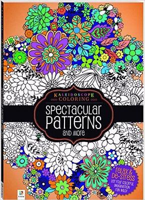Kaleidoscope Coloring Spectacular Patterns