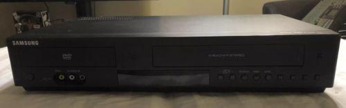 Samsung DVD-V9800 1080p Upconverting Combo VHS/DVD Player HDMI 4 HEAD HI-FI